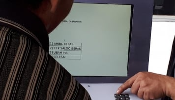 Foto Wagub Sulsel Ingin Segera Realisasikan ATM Beras