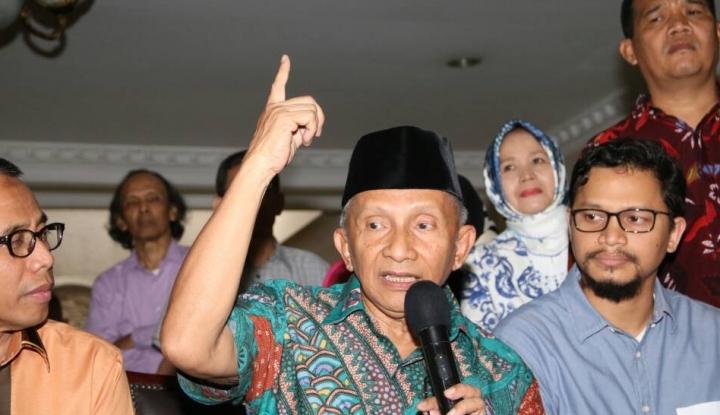 Hanafi Rais Dinilai Belum Pantas Jadi Ketum Partai Ummat