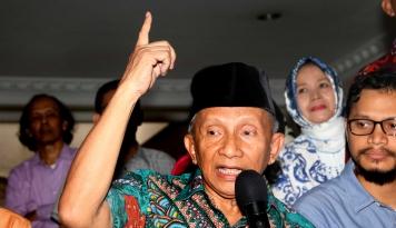 Foto Tjahjo Kumolo: Sekelas Pak Amien Rais Harusnya Jangan Berprasangka