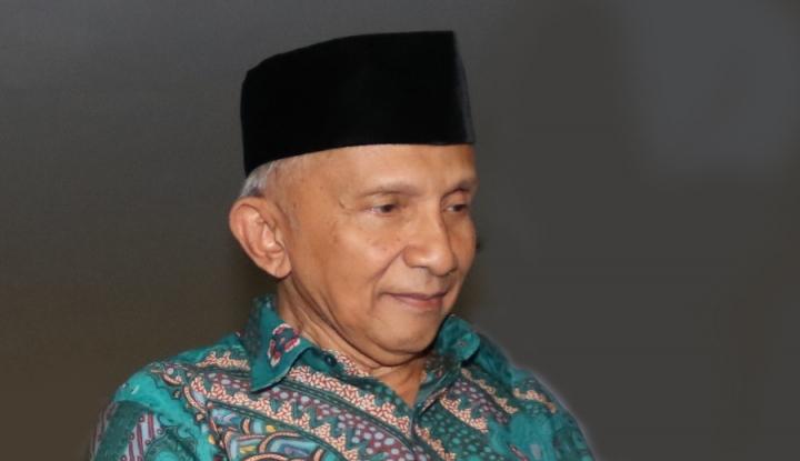 Hasto 'Serang' Amien Rais, Balasan PAN 'Ngeri' - Warta Ekonomi