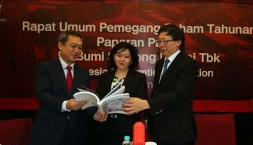 Foto Jual Tanah, BSDE Optimis Capai Marketing Sales Rp7,3 Triliun