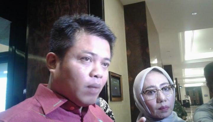 Foto Berita Ini Pesan Syarkawi Rauf Buat Komisioner KPPU Baru