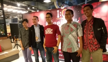 Foto Technologue.id Gelar Talkshow Startup Ngabuburit