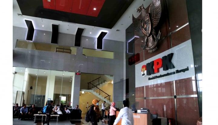 Foto Berita Pansus Angket Larang KPK Punya Safe House
