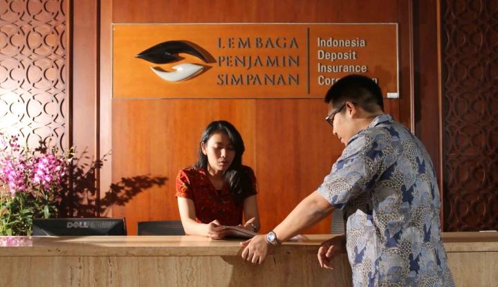 Foto Berita LPS Siapkan Proses Likuidasi dan Pembayaran Klaim BPR Bina Dian Citra