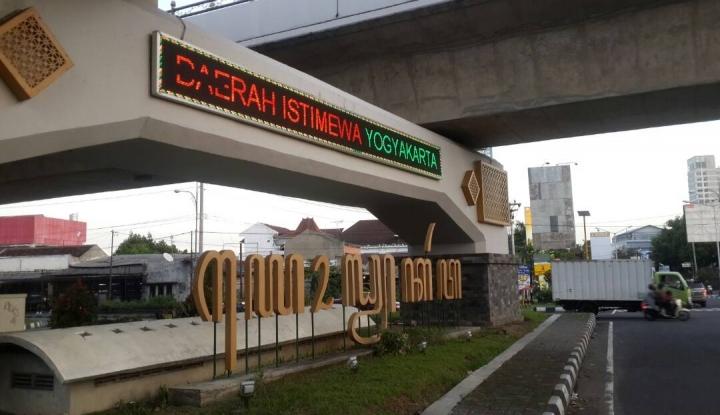 Foto Dishub Yogyakarta Siapkan Papan Petunjuk Rute Alternatif, Guna Hindari Kemacetan