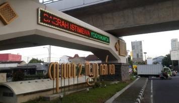 Foto Dishub Yogyakarta Siapkan Papan Petunjuk Rute Alternatif, Guna Hindari Kemaceta