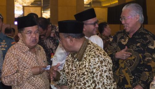 Foto Jusuf Kalla Besok Terbang ke Pasuruan