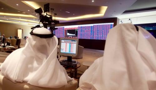 Foto Media Boikot Acara 'Davos in the Desert' di Riyadh