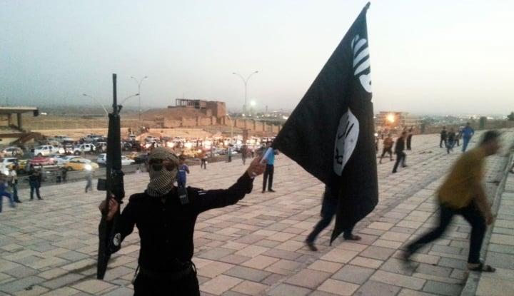 Foto Berita Waduh, Jokowi Diancam ISIS
