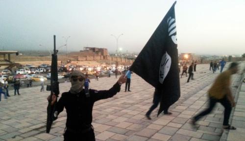 Foto ISIS Ledakkan Situs Bersejarah di Irak, Masjid Agung al-Nuri