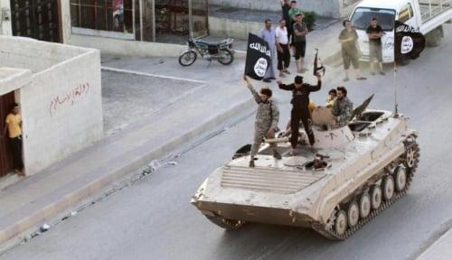 Foto Ngeri! ISIS Sudah Mulai Gunakan Senjata Kimia