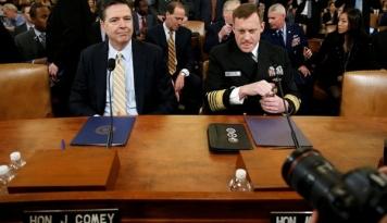 Foto Mantan Bos FBI Sebut Trump Menekan Dirinya Kepada Senator AS, Terkait Campur Tangan Rusia