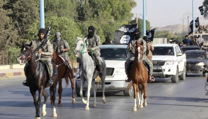 Penggal 100 Kepala Orang, Tukang Jagal ISIS Resmi Ditangkap - Warta Ekonomi