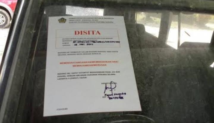 Foto Berita Menunggak Pajak, Aset WP Bakal Disita