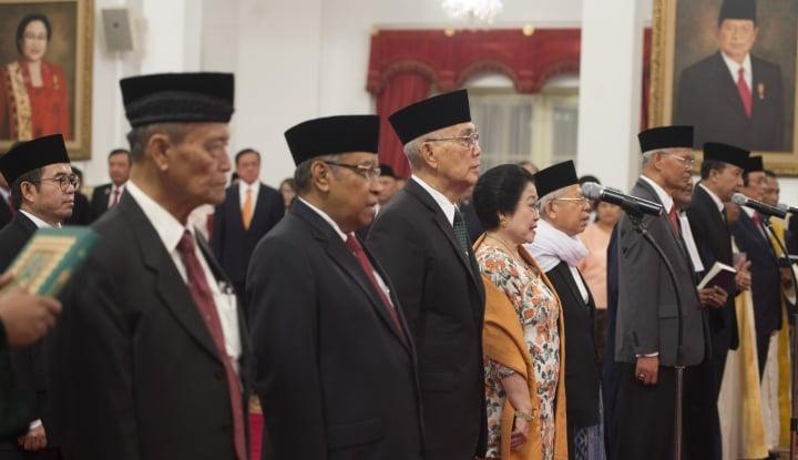Jika Radikalisme Menguat, Jokowi Harus Tanya BPIP: Kerjanya Ngapain Aja! - Warta Ekonomi