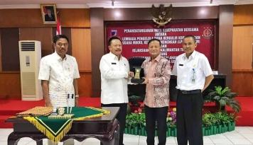 Foto Kejati Jadi Ujung Tombak LPDB dalam Penyelesaian Pinjaman KUMKM