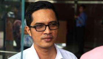 Foto Agun Tak Penuhi Panggilan, KPK Atur Jadwal Ulang