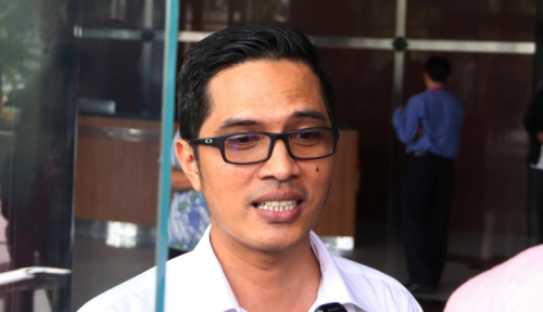 Foto KPK: Ada Korupsi Program Pertanian, Laporkan!