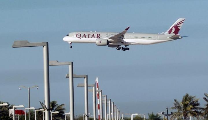 Foto Berita Iran Kirim Lima Pesawat Pengangkut Sayur ke Qatar