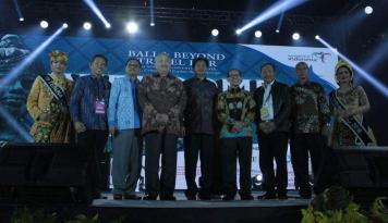 Foto Gubernur Sumsel Promosikan Asian Games di BBTV 2017