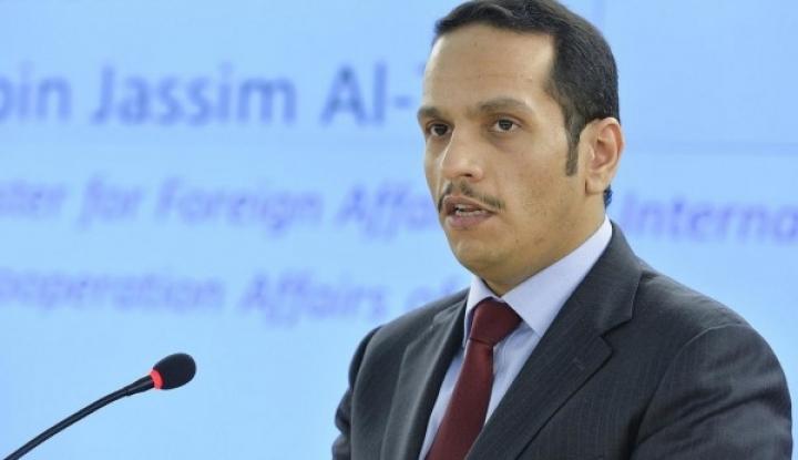 Foto Berita Menlu Qatar: Mediasi Oleh Kuwait Berjalan Alot, Belum Ada Tuntutan Pasti dari Negara-negara Teluk