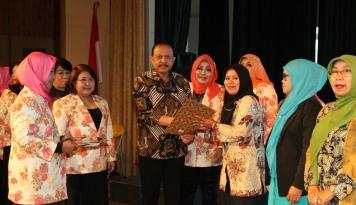Foto DPP Perwira Dorong Pembentukan 543 Koperasi Wanita