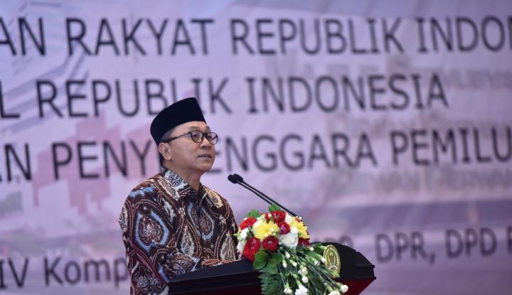 Foto Berita Ketua MPR: Masyarakat Sudah Mulai Abaikan Pancasila