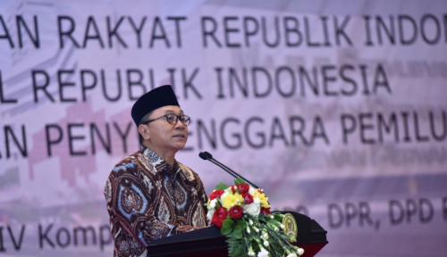Foto Ketua MPR Minta Dana Abadi Pendidikan Rp20 T Dipakai Semua untuk Beasiswa