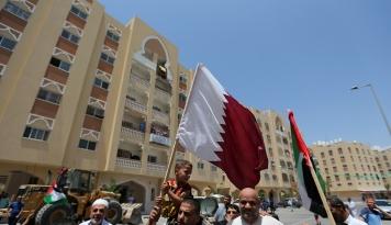 Foto Qatar Ingin Dialog, UEA Minta Syarat ini...