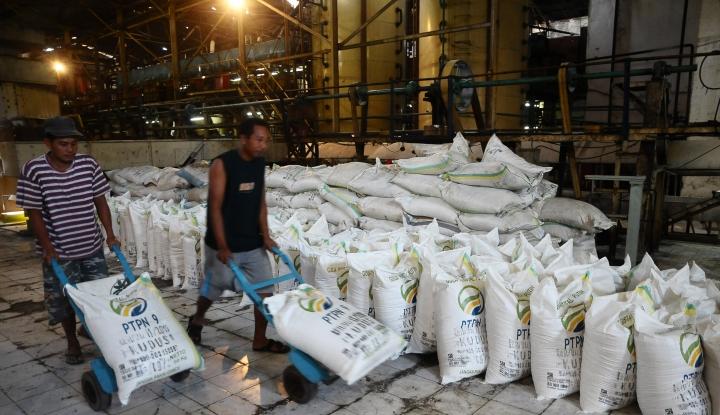 Foto Berita PG Rendeng Optimis Capat Target Produksi 21.928 Ton Gula