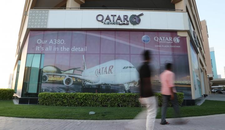 Foto Berita Qatar Kasih Izin Warga Negara Pemboikot Tetap Tinggal