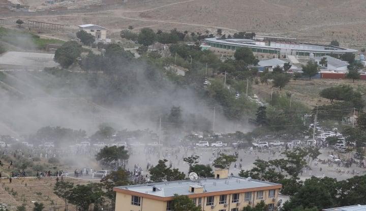 Foto Berita Komandan Taliban Tewas di Afghanistan Timur