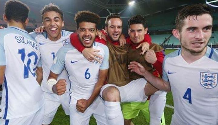 Foto Berita Inggris Jawara Piala Dunia U-20