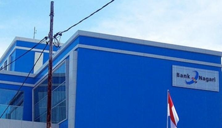 Foto Berita Bank Nagari Peroleh Tambahan Modal Rp40 Miliar