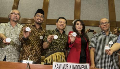 Foto Hina Prabowo, BPN: Glenn Fredly Pendukung Jokowi, Jadi Aman-Aman Saja