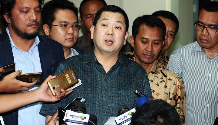 Foto Berita Kejagung Terbitkan SPDP Kasus SMS Hary Tanoe