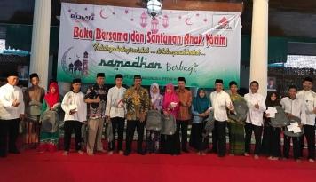 Foto Semen Indonesia Gelar Safari Ramadan di Rembang