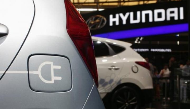Hyundai Jajaki Lokasi untuk Bangun Pabrik di Indonesia - Warta Ekonomi