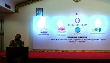 Foto BI Sumut Dorong Terbentuknya BUMD Sektor Pangan