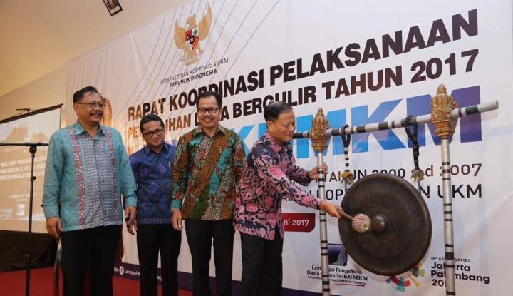 Foto Berita LPDB Kemenkop Dapat Pengalihan Dana Bergulir Rp887,9 M