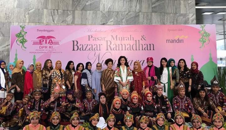 Foto Berita PIA DPR RI Gelar Pertunjukan Seni Nusantara