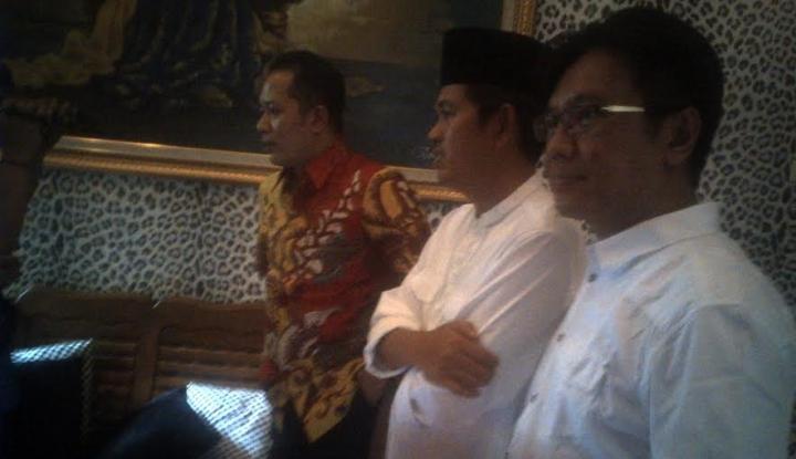 Foto Berita Gerindra: Ridwan Kamil Jangan Pundungan, Salah Sendiri Pilih yang 5 Kursi