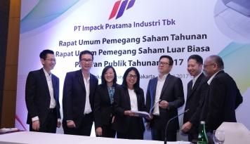 IMPC Impack Pratama Beri Pinjaman Rp104 M ke Anak Usaha