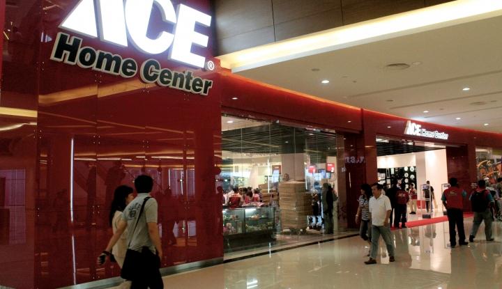 Ace Hardware Bakal Agresif Tambah Gerai Baru Tahun Ini - Warta Ekonomi