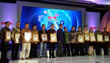 Foto Ini Dia Peraih Indonesia Digital Innovation Award 2017