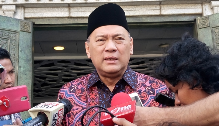 Foto Berita Bos BI Janji Jaga Stabilitas Hingga Purna Tugas Mei 2018