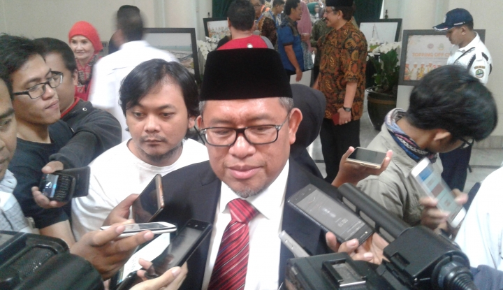 Foto Berita 2017, Kuota Haji Jabar Capai 38 Ribu Orang