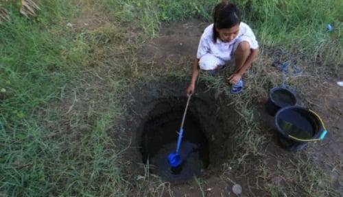 Foto Musim Kemarau Tiba, ACT Jatim Kirim 10 Tangki Air ke Mojokerto