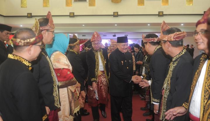 Foto Berita Palembang HUT Ke-1334, Alex: Jangan Pernah Merasa Puas